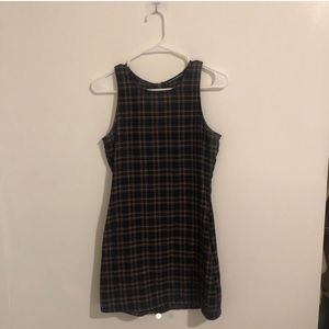Brandy Melville Plaid Dress